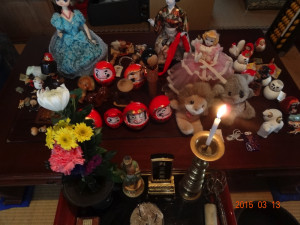 上田 人形供養2